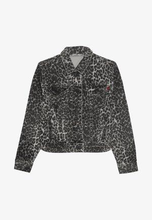 DEAN  - Džínová bunda - grey wash