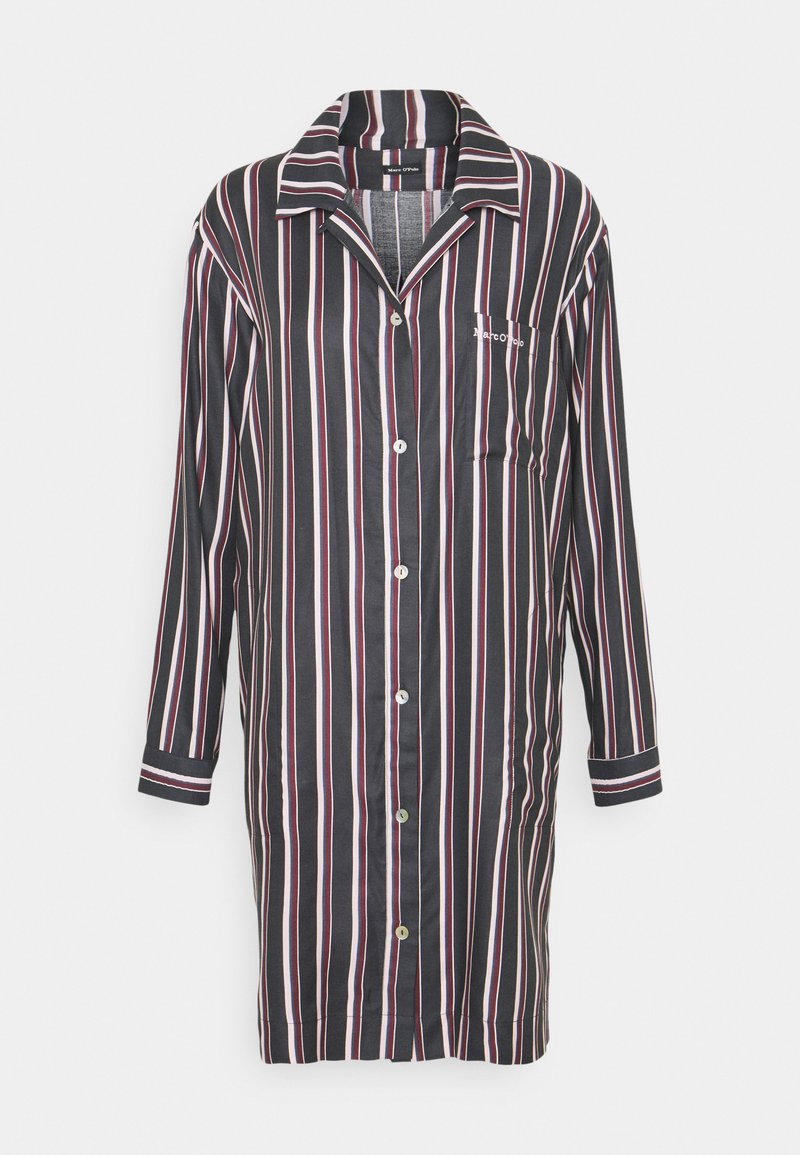 Marc O'Polo - SLEEPSHIRT - Nightie - burgund