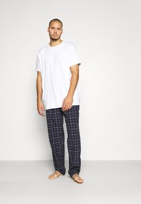 Pier One - Pyjama bottoms - dark blue - 1