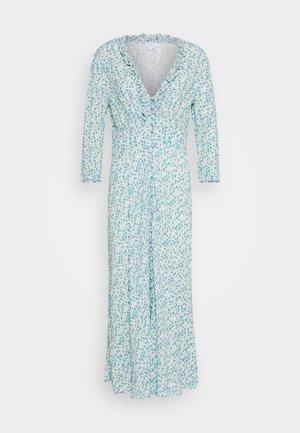 NISHA DRESS - Day dress - blue
