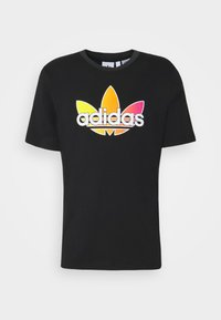GRAPHIC - T-shirts print - black/multicolor