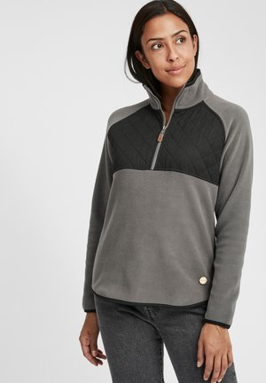 MALITA - Fleece jacket - pewter