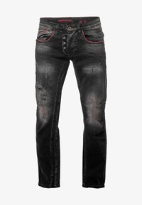 Rusty Neal - RUSTY NEAL - Slim fit jeans - anthrazit - 0