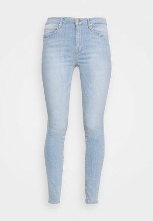 BOWIE WASH TULUM - Skinny džíny - denim blue
