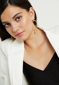 Versace - EARRINGS - Kolczyki - gold-coloured - 1