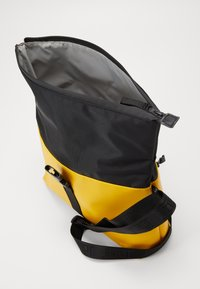 Jost - TOLJA SHOULDER BAG - Axelremsväska - yellow - 4