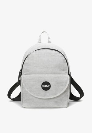 VOORAY LEXI SMALL DAYPACK - Batoh - heather gray