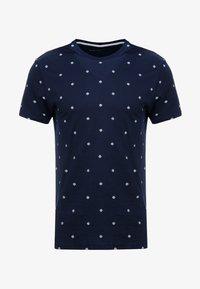 Pier One - T-shirt con stampa - dark blue - 4
