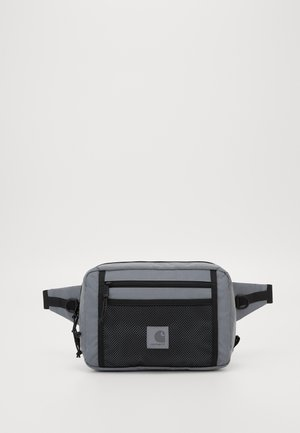 FLECT HIP BAG - Sac banane - reflective grey