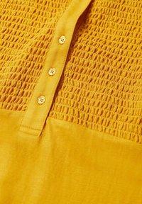 Violeta by Mango - CAMILO - Shirt dress - senfgelb - 4