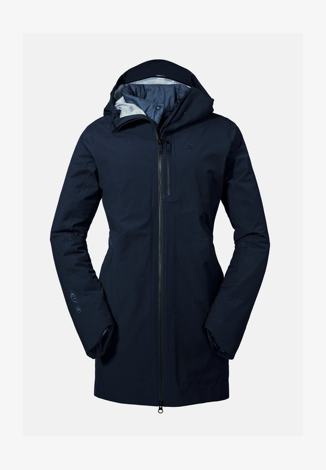 CHRISTCHURCH  - Parka - 8820 - blau