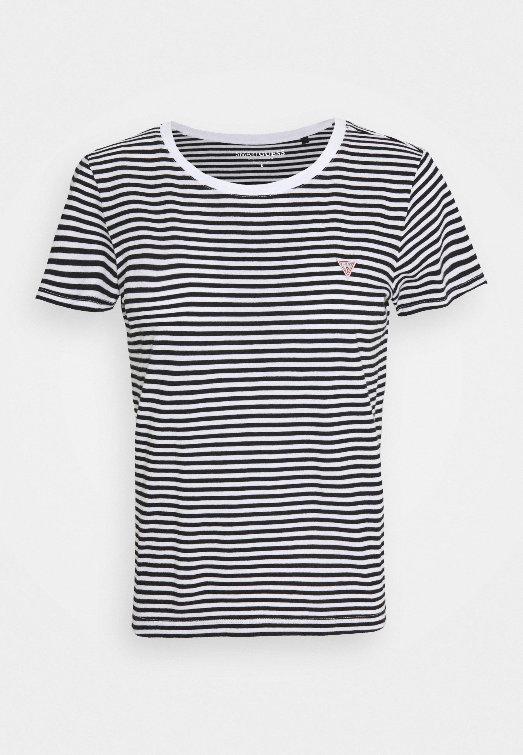 Damen LOGO BABY TEE - T-Shirt print