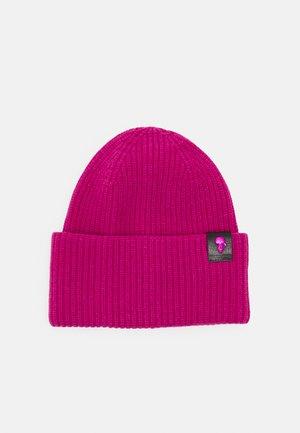 IKONIK 3D PIN BEANIE - Bonnet - pink
