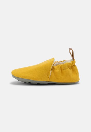 ORGANIC UNISEX - First shoes - gelb