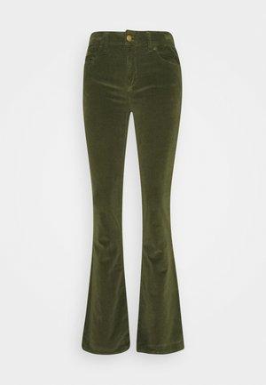 RAVAL  - Trousers - cypress