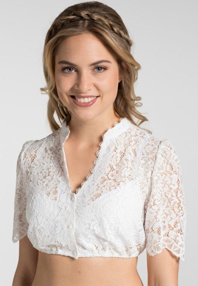 MELLINGEN - Bluse - white