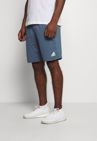 adidas Performance - Sports shorts - blue - 0