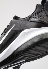 Nike Performance - AIR MAX ALPHA TRAINER 2 - Sports shoes - black/white/anthracite - 5