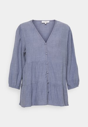 Blouse - nightshadow blue