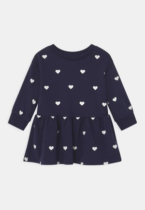 TODDLER GIRL - Korte jurk - dark blue