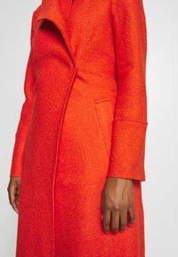s.Oliver - Zimní kabát - spicy oran - 6