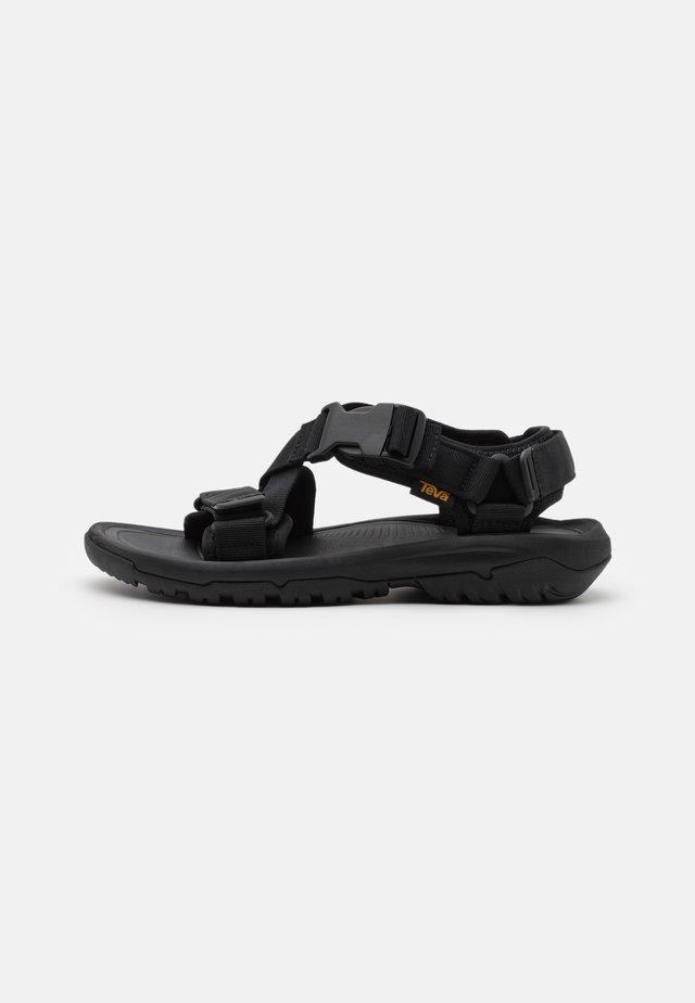 HURRICANE VERGE - Chodecké sandály - black