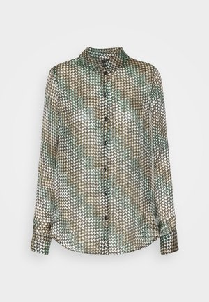 VMBERTA LS  - Skjorte - fir green/berta