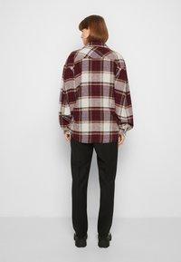 Iro - HATIK - Button-down blouse - red - 3