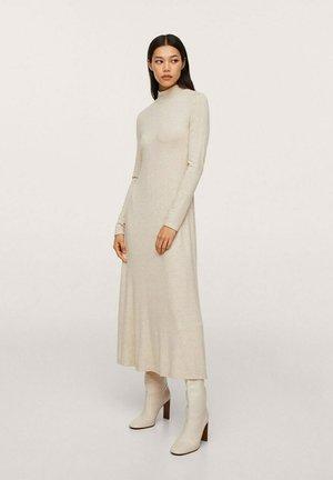 FRIMA - Jumper dress - sable