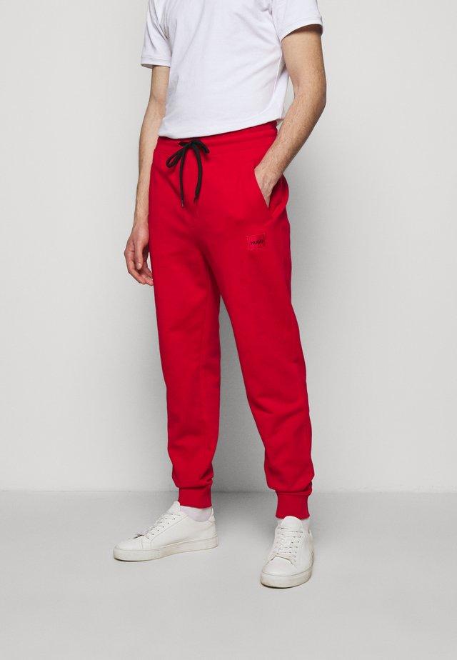 DOAK - Teplákové kalhoty - open pink