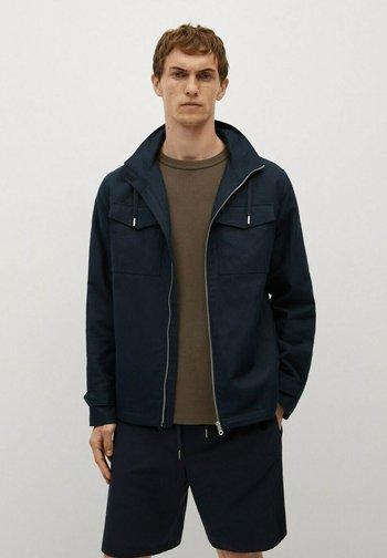 Summer jacket - dunkles marineblau