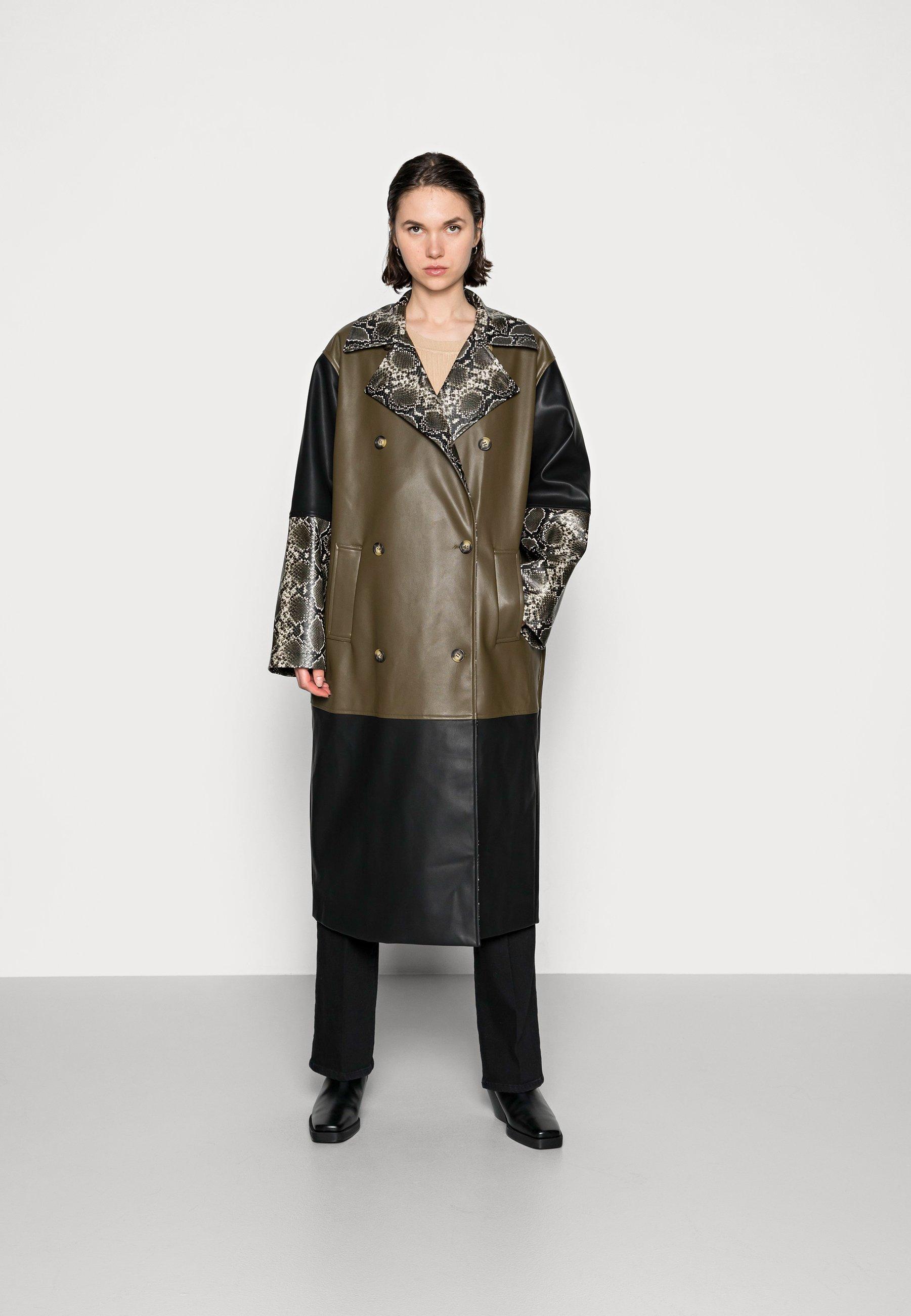 Women KARA MIX COAT - Classic coat