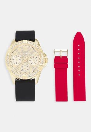 SET - Reloj - gold/red