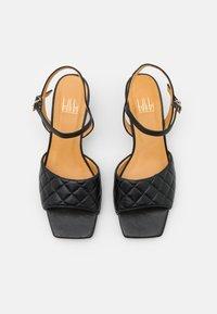 Billi Bi - Sandals - black - 5