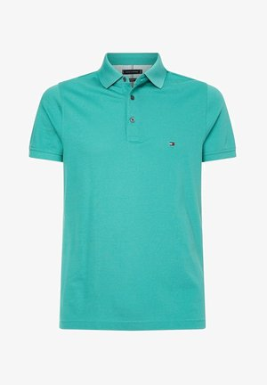 Polo shirt - glazed green