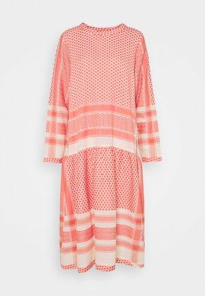 JOSEFINE - Day dress - dew/emberglow