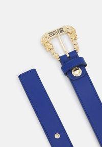 Versace Jeans Couture - VITELLO BELTS - Riem - midnight - 2