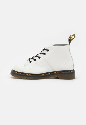 CHURCH MONKEY BOOT UNISEX - Lace-up ankle boots - white