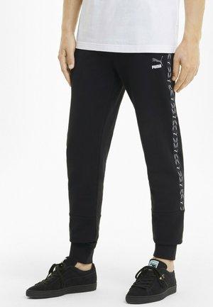 Pantalon de survêtement - cotton black