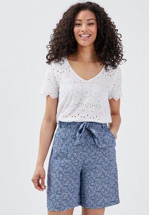 Blusa - blanc