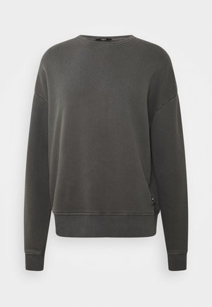 PIERCE - Sweatshirt - vintage stone grey