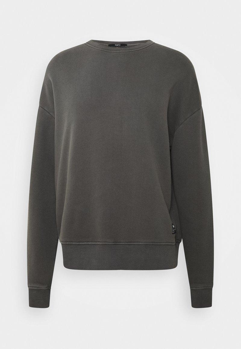 Tigha - PIERCE - Sweatshirt - vintage stone grey