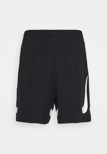 DRY ACADEMY SHORT - Pantaloncini sportivi - black/white