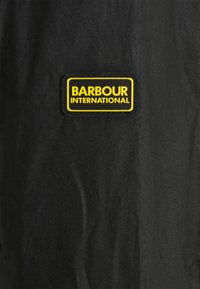 Barbour International - BURNOUT - Summer jacket - black - 2