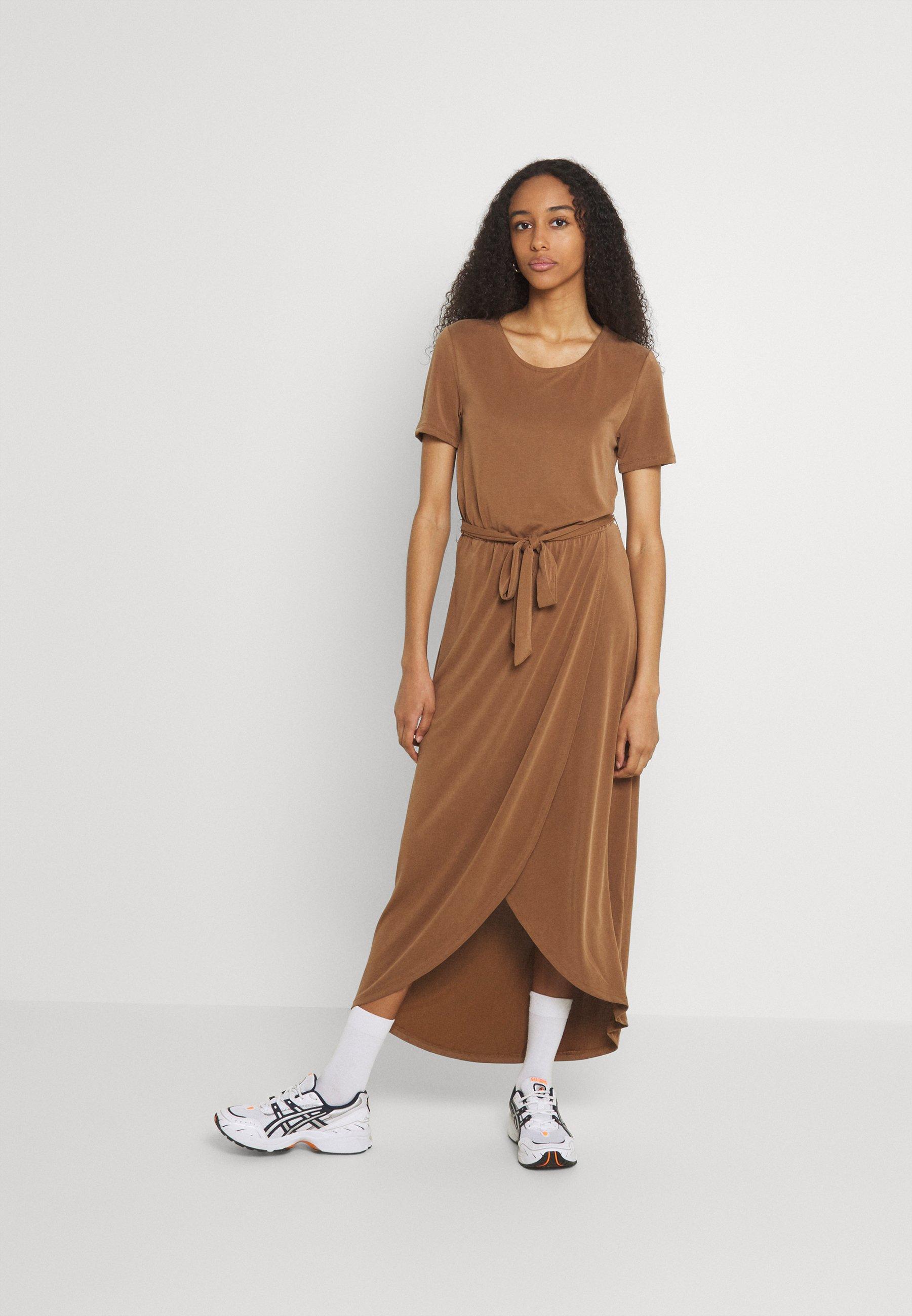 Donna OBJANNIE NADIA DRESS - Vestito lungo