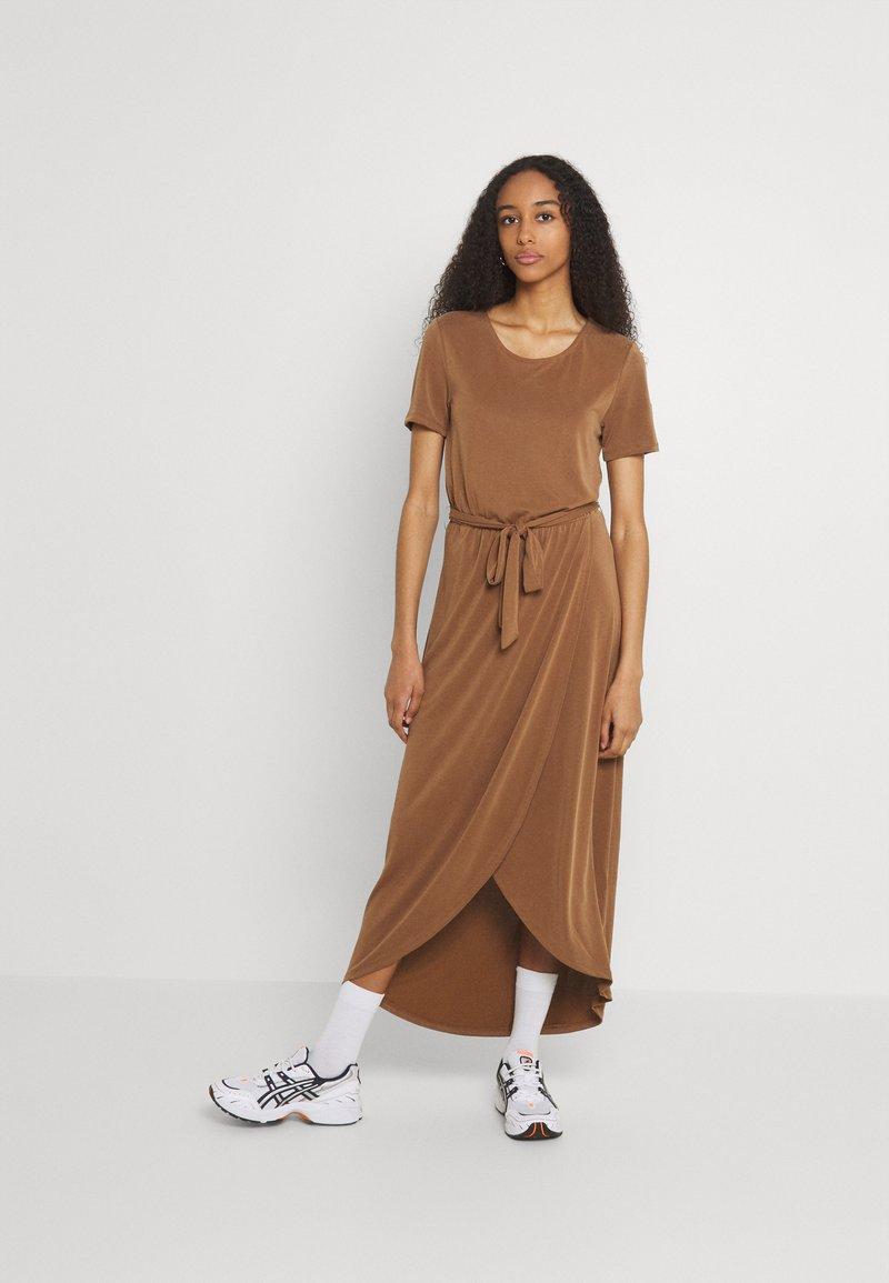 Object - OBJANNIE NADIA DRESS - Maxi dress - partridge