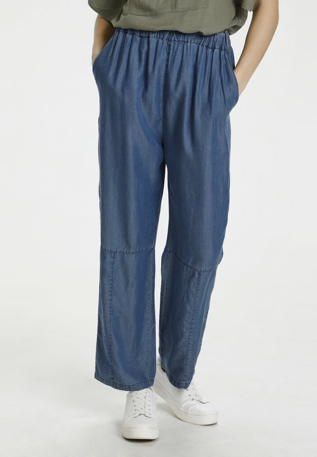 Pantaloni - light blue wash