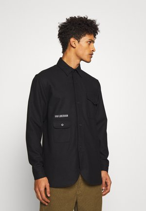 ARMY SHIRT - Skjorte - black