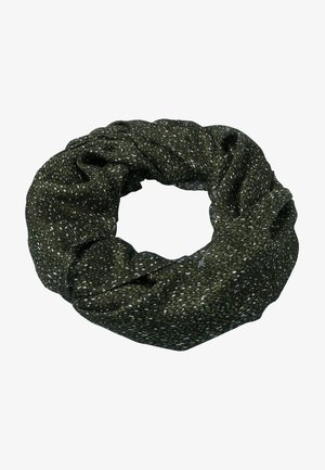 MIT PUNKTEDRUCK - Snood - olive green