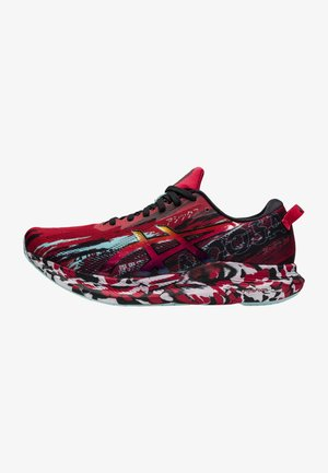 NOOSA  - Chaussures de running neutres - electric red/black